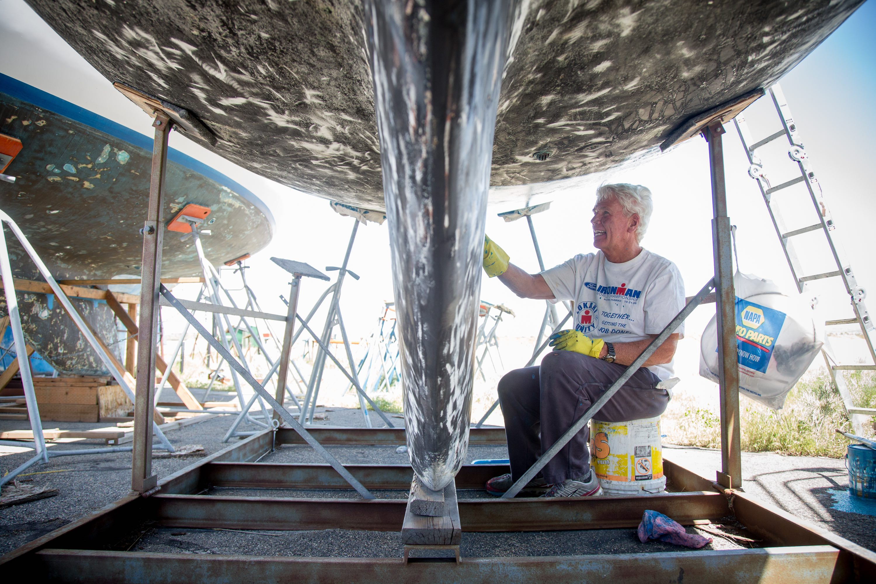 Utah boaters' optimism swells with rising levels on Great Salt Lake
